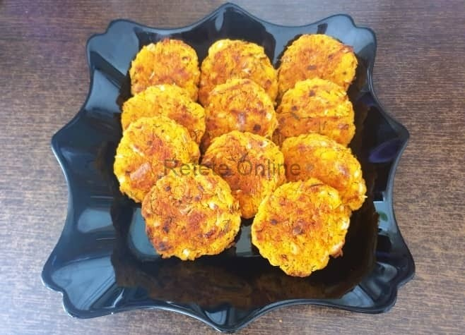 Chiftele de fasole